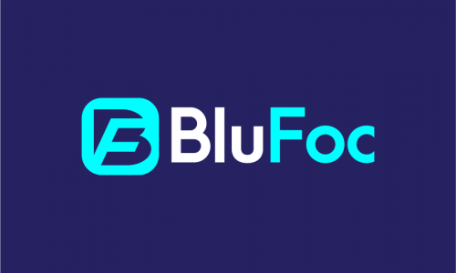 Blufoc - Retail startup name for sale