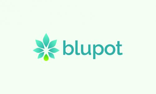 Blupot - Dispensary brand name for sale