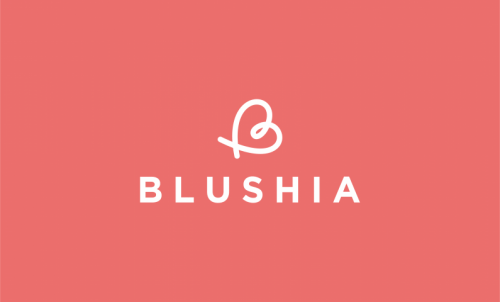 Blushia - Modern brand name for sale