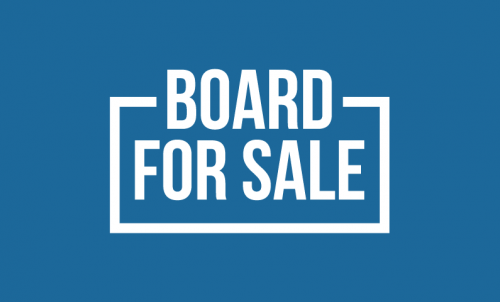 Boardforsale - Retail company name for sale