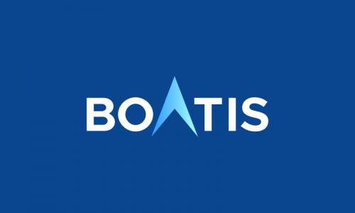 Boatis - Naval startup name for sale