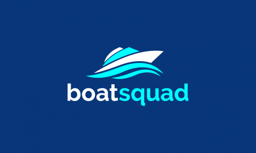 Boatsquad - Naval brand name for sale