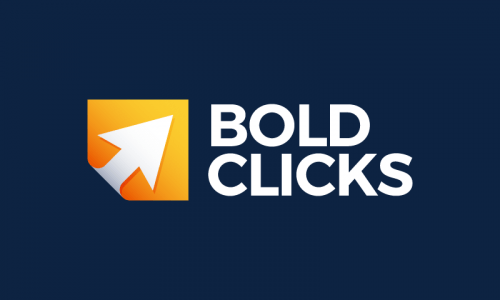 Boldclicks - Marketing domain name for sale