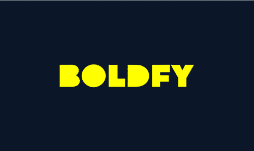 Boldfy - Design brand name for sale