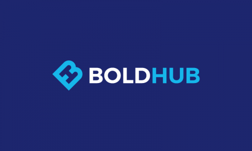 Boldhub - Business domain name for sale