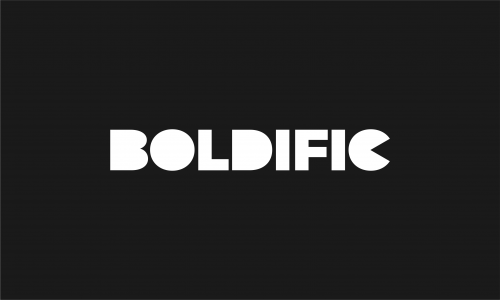 Boldific - Retail startup name for sale