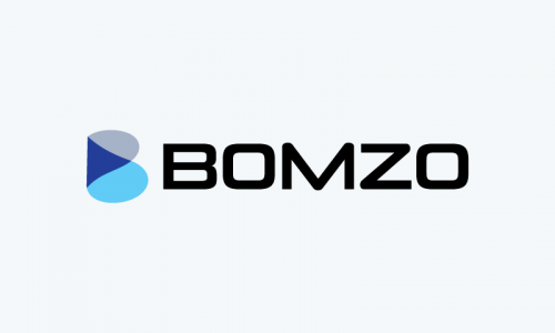Bomzo - Technology business name for sale