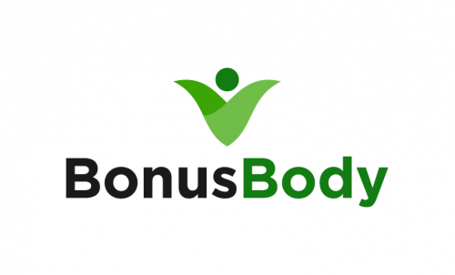 Bonusbody - Fitness company name for sale