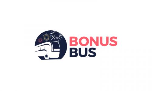Bonusbus - Retail startup name for sale