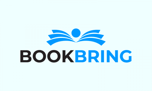 Bookbring - Writing domain name for sale
