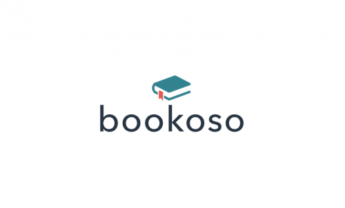 Bookoso - Events domain name for sale
