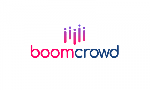 Boomcrowd - Crowdsourcing domain name for sale