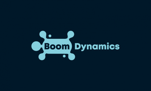 Boomdynamics - Engineering startup name for sale