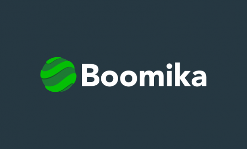 Boomika - E-commerce startup name for sale