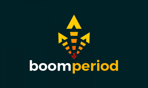 Boomperiod - Technology startup name for sale