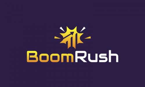 Boomrush - Energetic brand name for sale