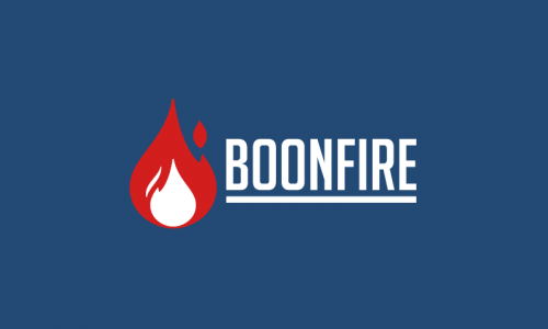 Boonfire - E-commerce business name for sale