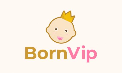 Bornvip - Health domain name for sale