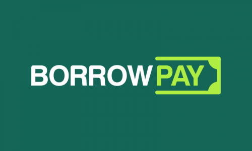 Borrowpay - Banking brand name for sale