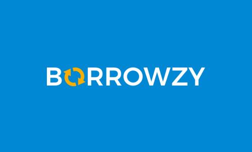 Borrowzy - Potential brand name for sale