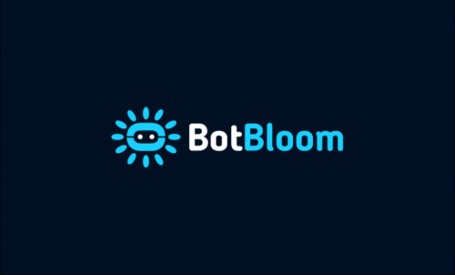 Botbloom - Potential business name for sale
