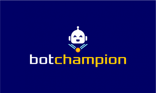 Botchampion - Automation brand name for sale