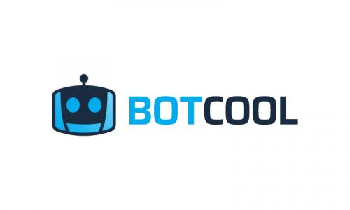 Botcool - Robotics startup name for sale