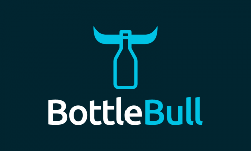Bottlebull - Food and drink startup name for sale