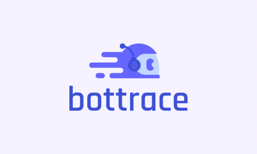 Bottrace - Analytics company name for sale