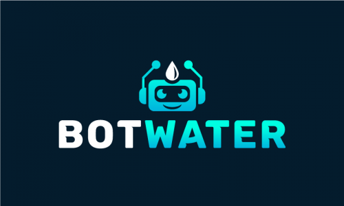 Botwater - Retail startup name for sale