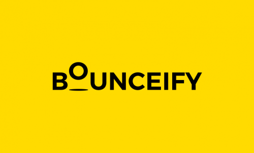 Bounceify - Possible startup name for sale