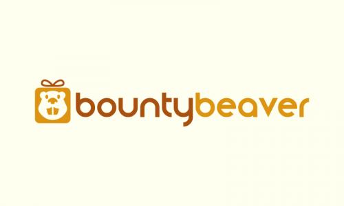 Bountybeaver - E-commerce domain name for sale
