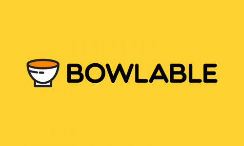 Bowlable - Food and drink product name for sale