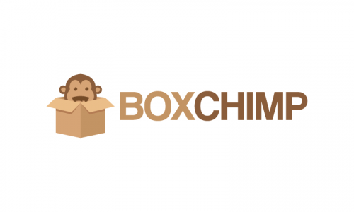 Boxchimp - Storage business name for sale