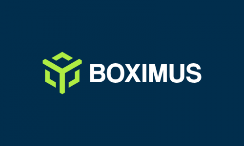 Boximus - Finance brand name for sale