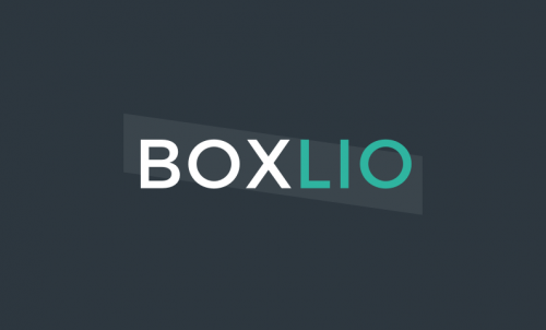Boxlio - Storage domain name for sale