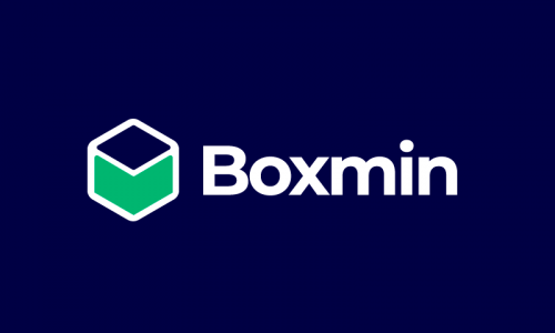 Boxmin - Delivery domain name for sale