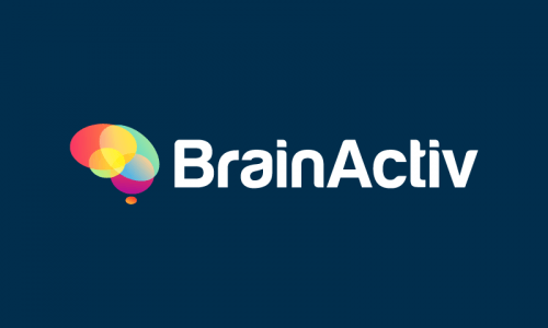 Brainactiv - Possible startup name for sale