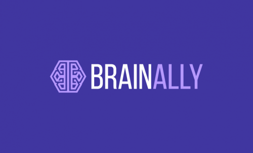 Brainally - Health domain name for sale
