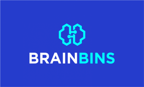 Brainbins - Business product name for sale