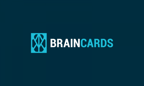 Braincards - Business domain name for sale