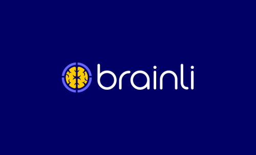 Brainli - Biotechnology startup name for sale