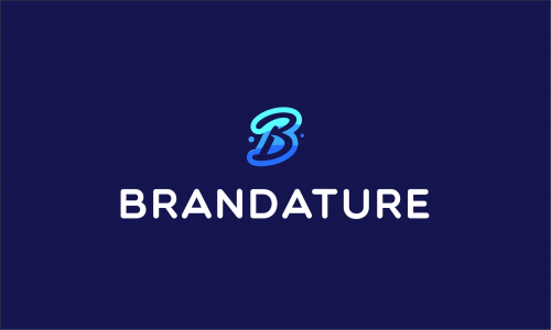 Brandature - Marketing brand name for sale