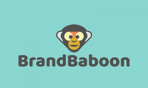 Brandbaboon - Marketing startup name for sale