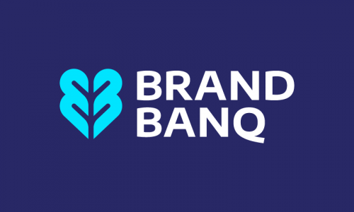 Brandbanq - Marketing startup name for sale