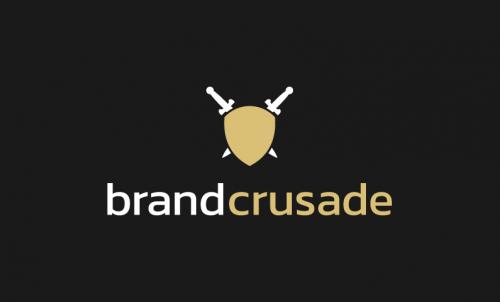 Brandcrusade - Marketing domain name for sale