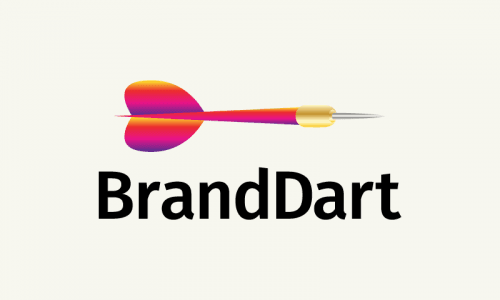 Branddart - Marketing brand name for sale