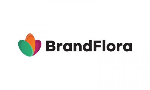 Brandflora - Marketing domain name for sale