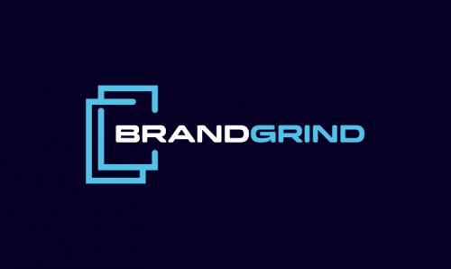 Brandgrind - Marketing startup name for sale