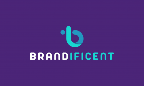 Brandificent - Marketing startup name for sale